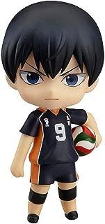 ZFF-DM Haikyu! : No.9 Kageyama tobio Nendoroid Action Figure Volleyball Teenager Figma Model Toys