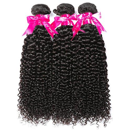 Cheap curly brazilian hair _image1