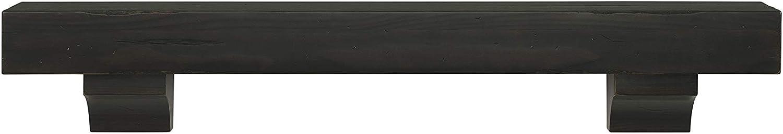 Pearl Mantels 412-72-20 The Shenandoah Shel Ranking TOP8 Super beauty product restock quality top Shelf Mantel 72-Inch