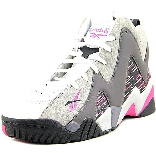 Reebok Kamikaze II Mid Mens Basketball Shoes 5eff84d1c