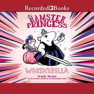 Hamster Princess: Whiskerella audiobook cover art