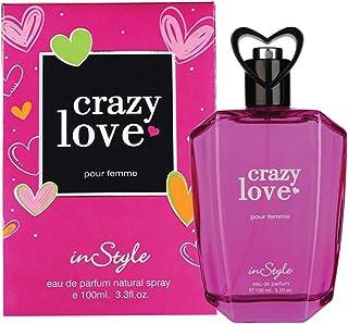 inStyle Crazy Love - Eau de Parfum - 100 ml (For Women)