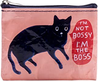 Bags, Coin Purse, I'm Not Bossy I'm The Boss, Multi-Colored, One Size