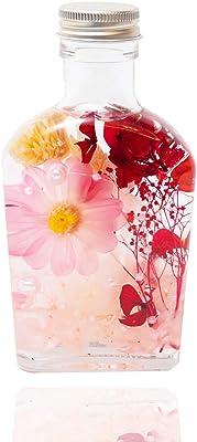 ハーバリウム プレゼント ウイスキー瓶 誕生日 記念日 母の日 女性 彼女 お祝い 贈り物 ギフト