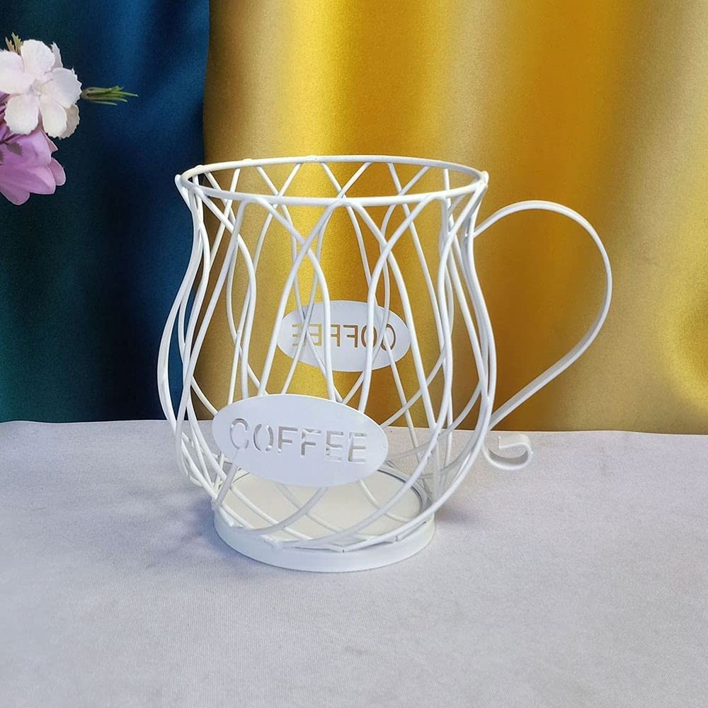 Cup Coffee Capsule Branded goods Basket for Table Outlet ☆ Free Shipping Counter Bar Ca