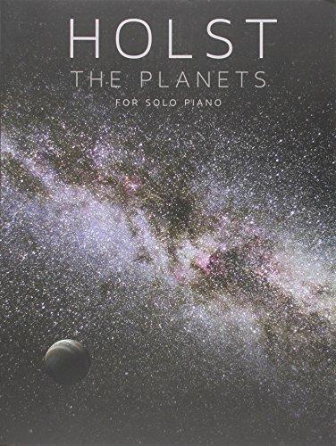 The Planets -For Piano Solo- (Book): Noten, Klavierauszug für Klavier