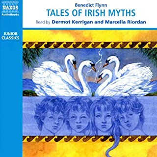 Tales of Irish Myths audiobook cover art
