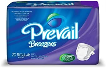 Breezers by Prevail Adult Briefs - Regular