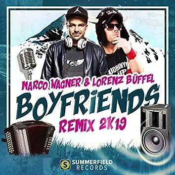 Boyfriends 2k19 Remix