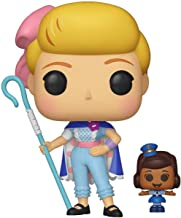 Funko- Pop Vinilo: Disney: Toy Story 4: Bo Peep w/Officer McDimples Figura Coleccionable, (37391)
