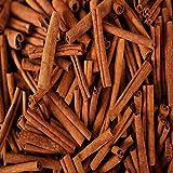 Alive Herbals Cinnamon Sticks 2lbs 100 to 125 Sticks, 2.5' Best Type of Cinnamon Sticks (Cassia) Grade A~ Kosher & Vegan- Non-GMO.