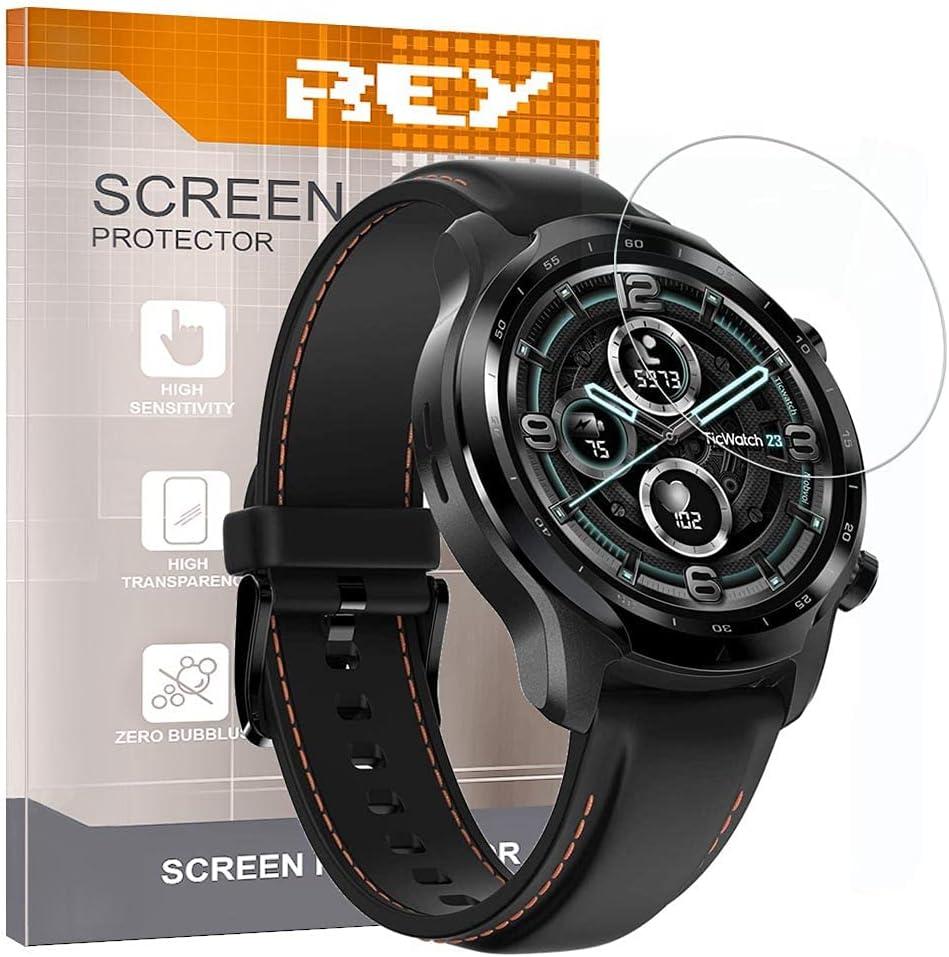 7X Protector de Pantalla para MOBVOI TICWATCH Pro 3 GPS, Reloj SmartWatch