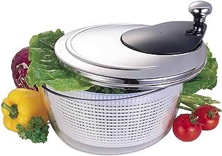 Lacor - 61404 - Centrifugadora Verduras Acrilico 4 Litros