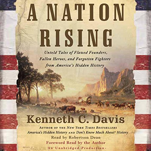 A Nation Rising  By  cover art