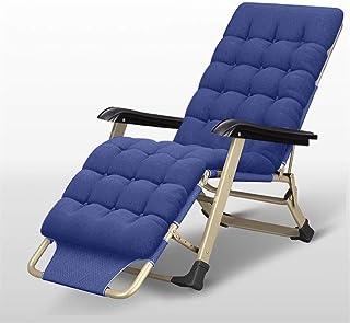 Tumbonas de jardín y reclinables Plegable Sol inclinación de la silla de la tumbona con la hamaca con una almohada origina...