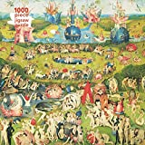 Adult Jigsaw Puzzle Hieronymus Bosch: Garden of Earthly Delights: 1000-piece Jigsaw Puzzles