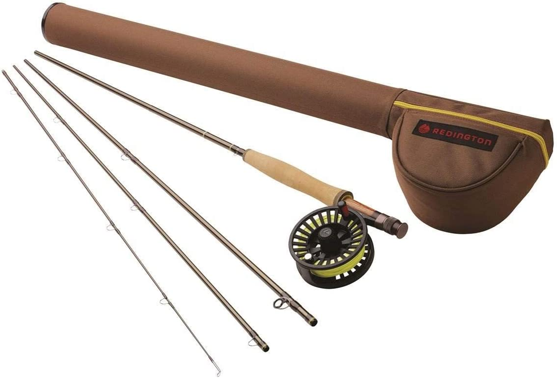 Redington Cheap bargain Fly Fishing Combo Kit 590-4 Outfit Path Crossw Max 57% OFF with Ii