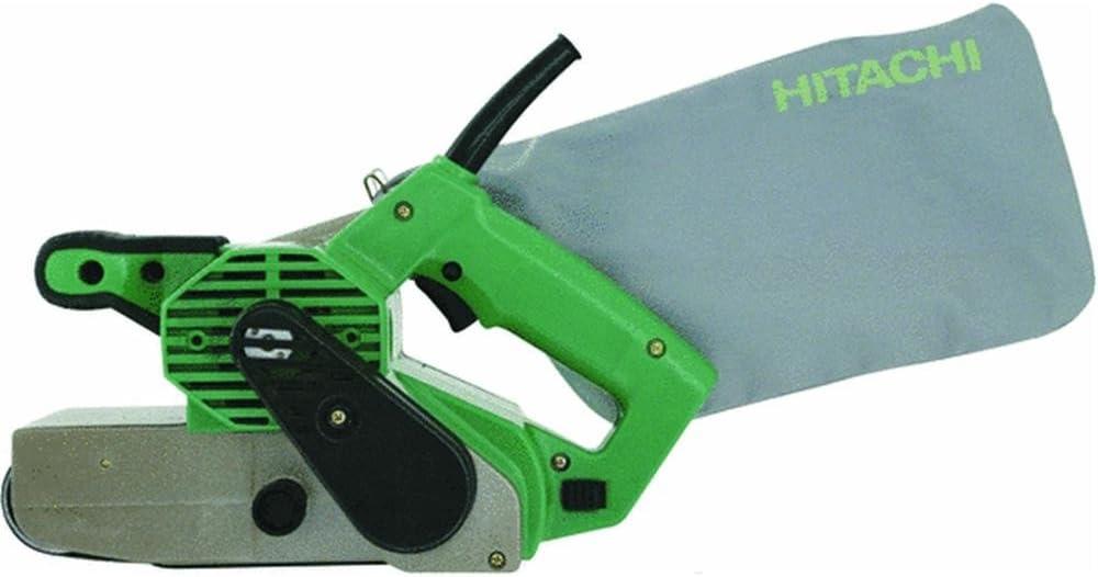 Hitachi SB8V2 Variable Speed Belt Sander with Trigger Lock