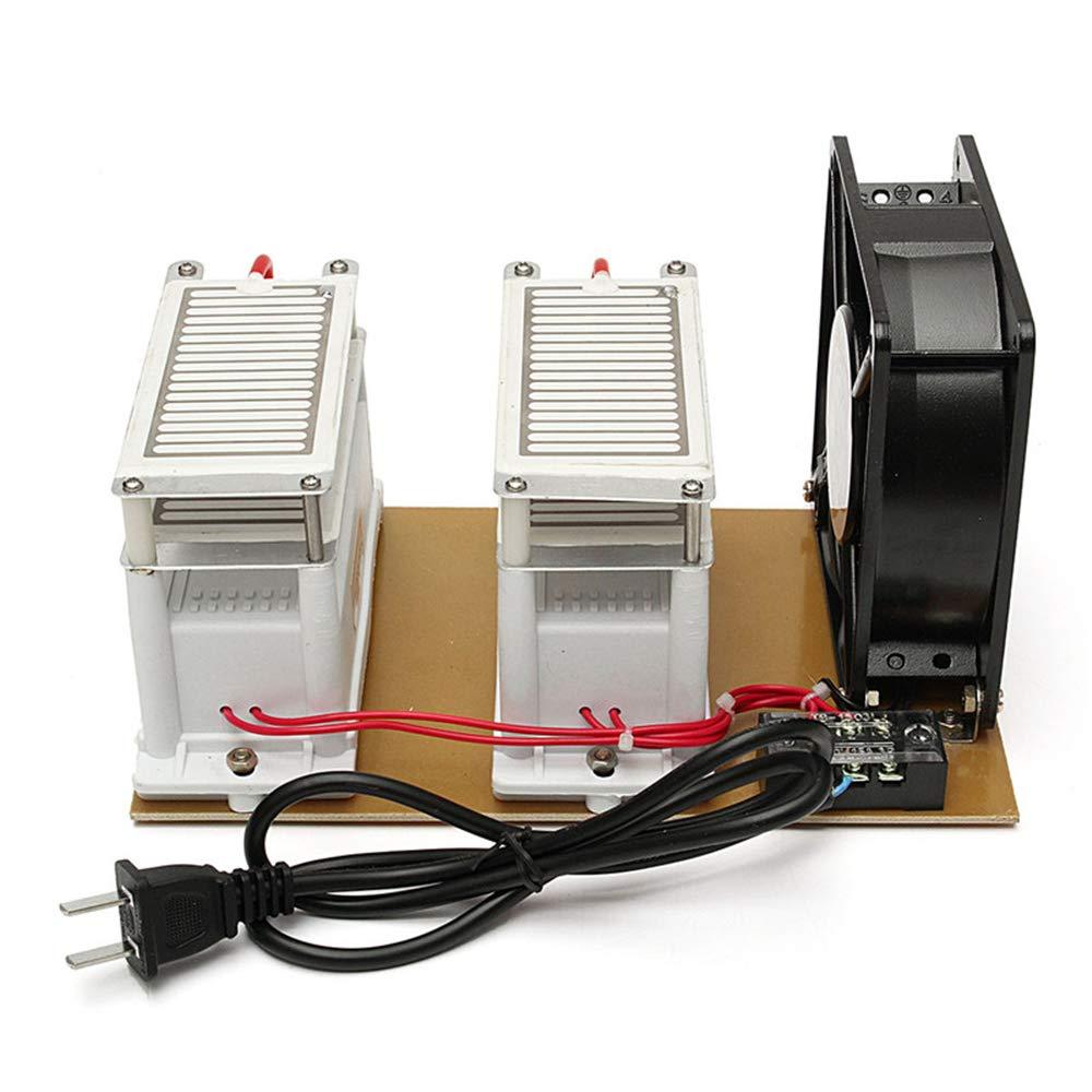 GRASSAIR 20G Portátil 220V Ozono Generador De Metal + Plástico ...