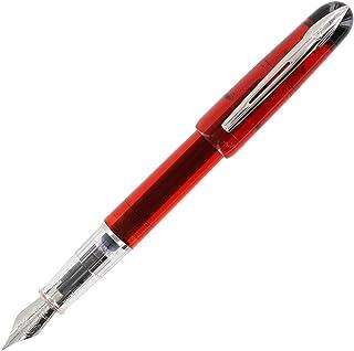 قلم حبر أحمر شفاف من ووترمان كولتور