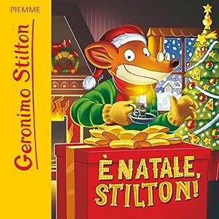 È Natale, Stilton! copertina