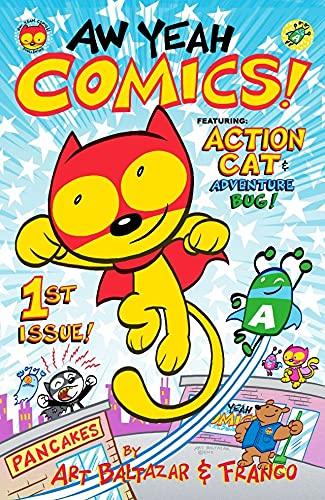Aw Yeah Comics! #1 (English Edition)