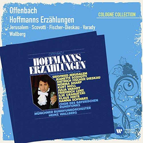 Hoffmanns Erzählungen - Oper in drei Akten, einem Vor- und einem Nachspiel (Gesamtaufnahme in deutscher Sprache), 1. Akt: Nr. 8 Szene & Lied: Bei Gott! Dacht' ich es doch - Er hat 'ne Puppe von Tragant