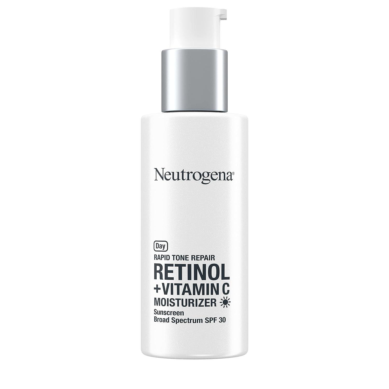 Neutrogena Rapid Tone Repair It is very popular Retinol + C Popular brand Moisturi Facial Vitamin