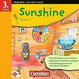 Sunshine - Software zu allen Ausgaben: 3. Schuljahr - CD-Extra: Lernsoftware und Lieder-/Text-CD auf...