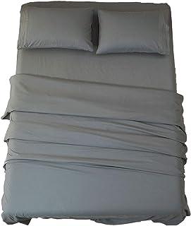 Sonoro Kate Bed Sheet Set Super Soft Microfiber 1800...