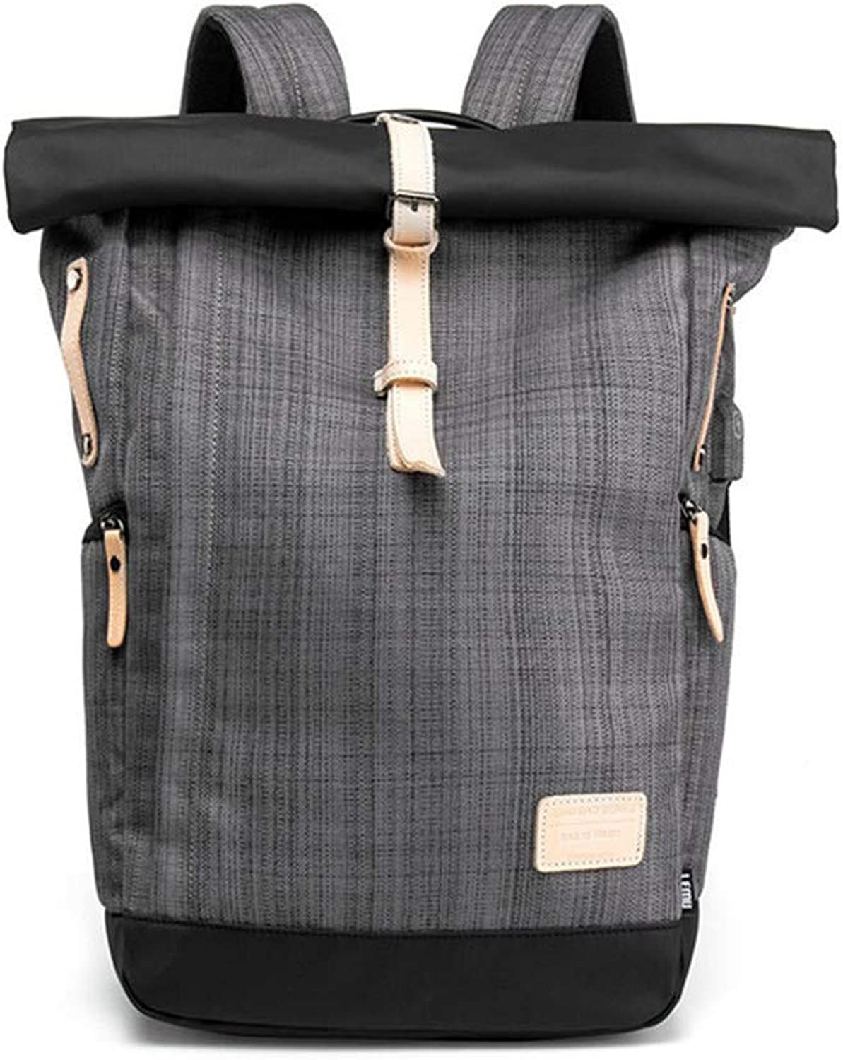 15.6 inch Laptop MultiFunction Oxford Cloth Large Travel Backpack