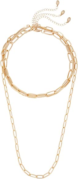 Sunday Morning Lariat Necklace