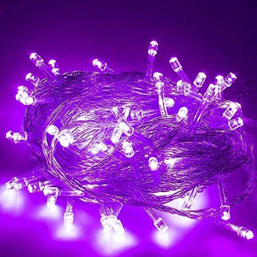 FULLBELL LED String Lights Fairy Twinkle Decorative Lights 200 LED 65.6 Feet...