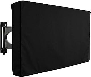 Zewnętrzna osłona tv osłona na ekran tv wielkoformatowa pyłoszczelna osłona tv lcd osłona tv na zewnątrz 55-calowa osłona ...
