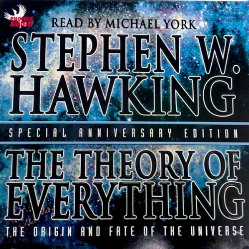 The Theory of Everything Titelbild