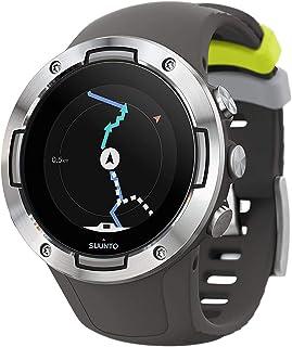 Suunto 5 G1 Graphite Stell Akıllı Saat Yetişkin, Gri, Tek Beden