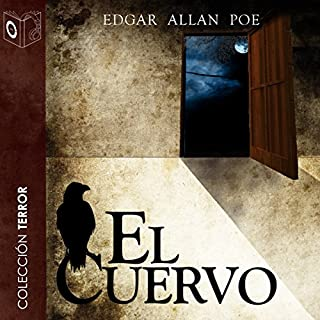 El cuervo [The Raven] audiobook cover art