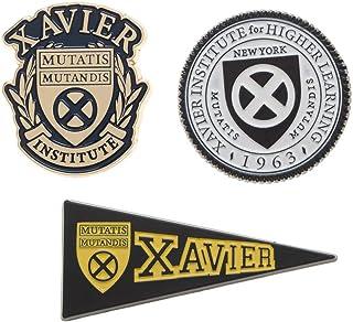 XMen Pins Marvel Lapel Pins XMen Accessories Marvel Pins XMen Gift
