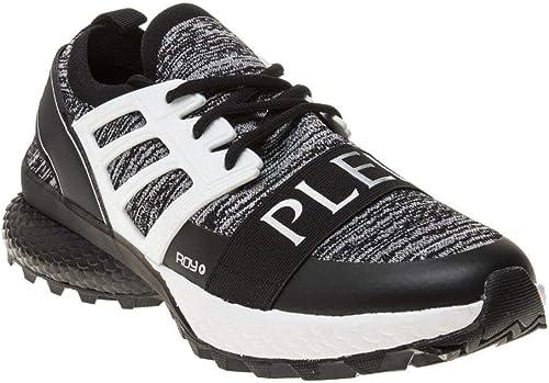 Plein Sport Runner Original Hombre Hauszapatos negro