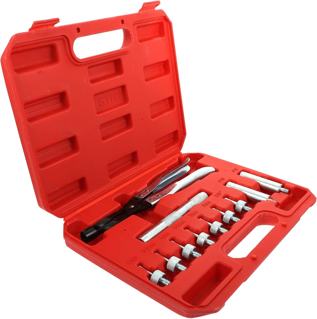 5 ☆ popular TEHAUX Valve Seal Remover and Handle service Pliers Drive Installer Kit