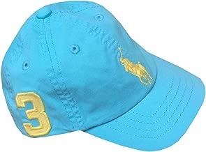Ralph Lauren Infant Boys Big Pony Logo Hat Ball Cap