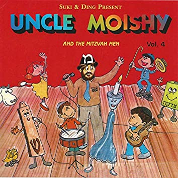 Uncle Moishy and the Mitzvah Men, Vol. 4