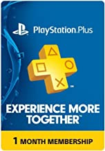 30-Day Playstation Plus Membership Card for PS4/PS3/PS Vita (New Subscribers Only!)