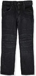 DKNY Boys' Skinny Jeans - od. Black, 8