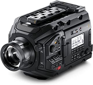 Blackmagic Design URSA Broadcast Shoulder Camcorder Negro 4K Ultra HD - Videocámara (508/3 mm (2/3) Tarjeta de Memoria CFastSD 102 cm (4) LCD Shoulder Camcorder)