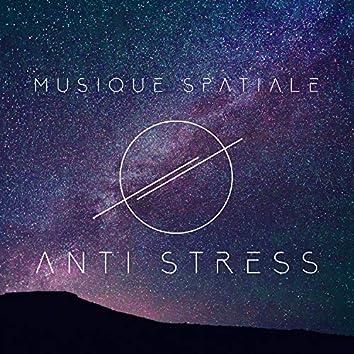 Musique spatiale anti stress. Relaxation complète, Régénération de la force, Sons mystérieux