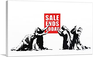 banksy sale ends today print