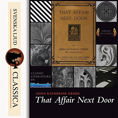 That Affair Next Door audiobook cover art