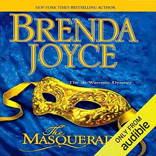 The Masquerade audiobook cover art