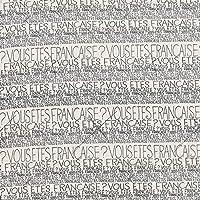 有輪 つや消し ラミネート 生地 フランセ 50cm単位販売 布 綿麻 入学 入園